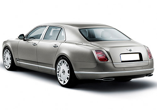 Bentley Mulsanne Photo