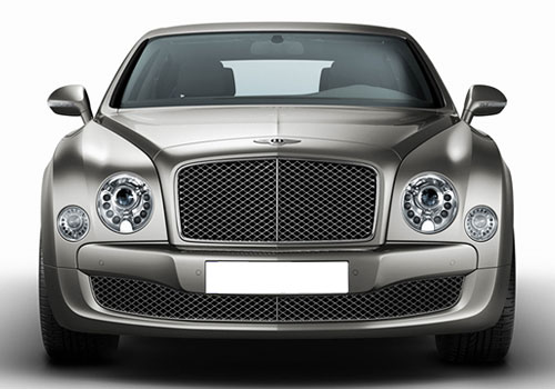 Bentley Mulsanne Front View Picture