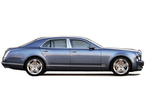 Bentley Mulsanne Side Medium View Exterior Picture