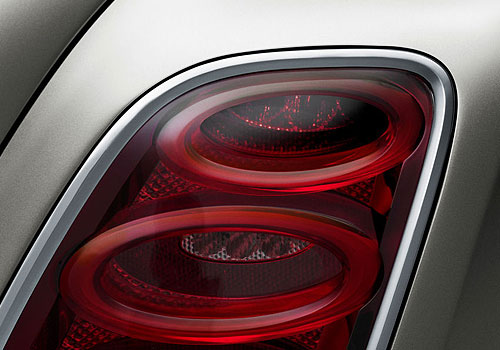 Bentley Mulsanne Tail Light Exterior Picture