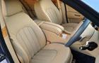 Bentley Mulsanne Front Seats Picture