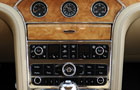 Bentley Mulsanne Rear AC Control Picture