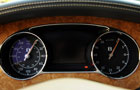 Bentley Mulsanne Tachometer Picture