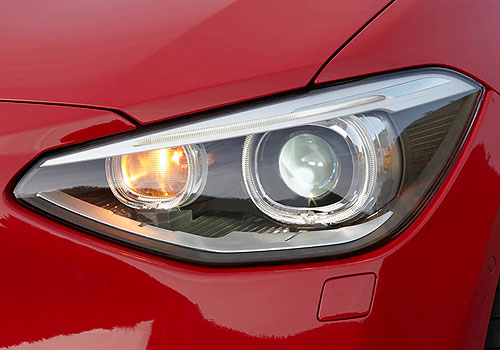 BMW 1 Series Headlight Exterior Picture