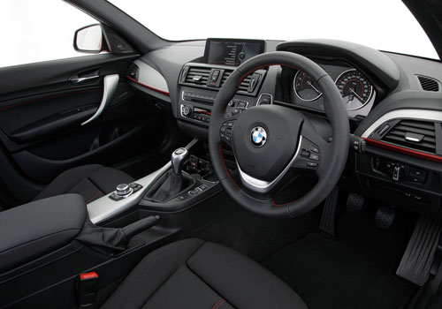 BMW 1 Series Dashboard Picture