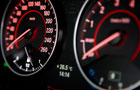 BMW 1 Series Tachometer Pictures