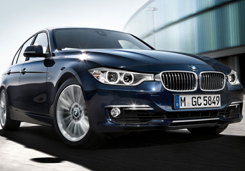 BMW 3 Series Pictures