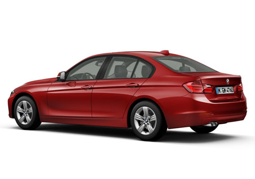 BMW 3 Series Cross Side View Exterior Picture
