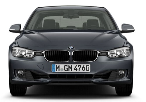 BMW 3 Series Gran Turismo Front View Picture