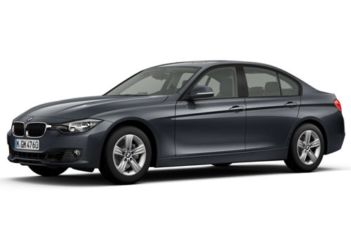 BMW 3 Series Front Angle Low Wide Exterior Picture