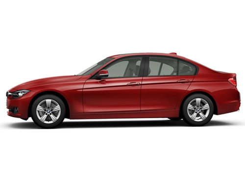 BMW 3 Series Front Angle Side View Exterior Picture