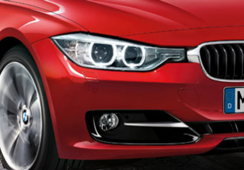 BMW 3 Series Headlight Exterior Picture