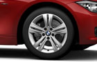 BMW 3 Series Wheel and Tyre