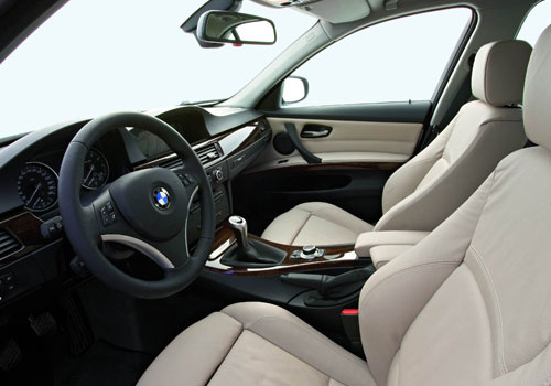BMW 3 Series Front Seats Picture