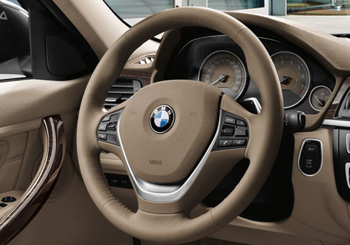 BMW 3 Series Steering Wheel Picture