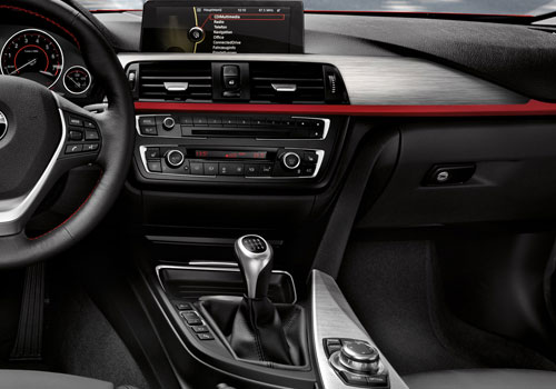 BMW 3 Series Stereo Interior Picture