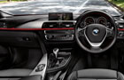 BMW 3 Series Dashboard Picture