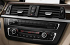 BMW 3 Series Front AC Controls Picture
