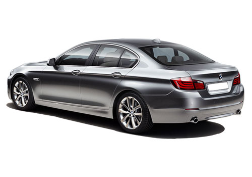 BMW 5 Series Cross Side View Exterior Picture