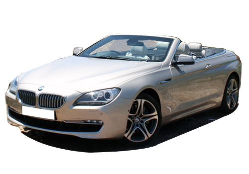 BMW 6 Series 640d Convertible