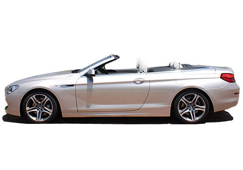 BMW 6 Series Front Angle Side View Exterior Picture