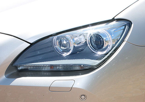 BMW 6 Series Headlight Exterior Picture