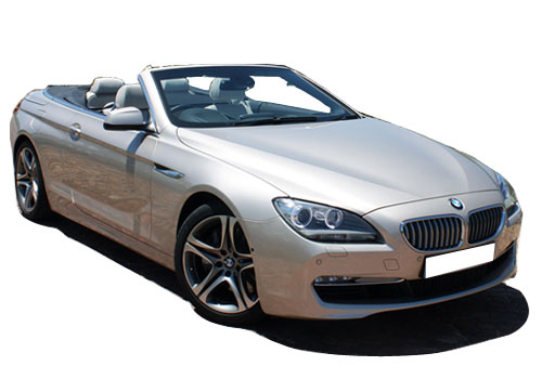 BMW 6 Series Front Low Angle View Exterior Picture