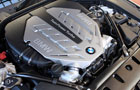 BMW 6 Series Engine Picture