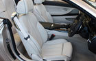BMW 6 Series Front Seats Picture