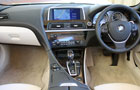 BMW 6 Series Dashboard Picture
