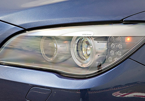 BMW 7 Series Headlight Exterior Picture