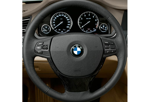 BMW 7 Series Steering Wheel Interior Picture