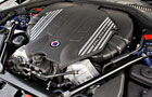 BMW 7 Series Engine Picture