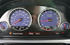 BMW 7 Series Tachometer Picture