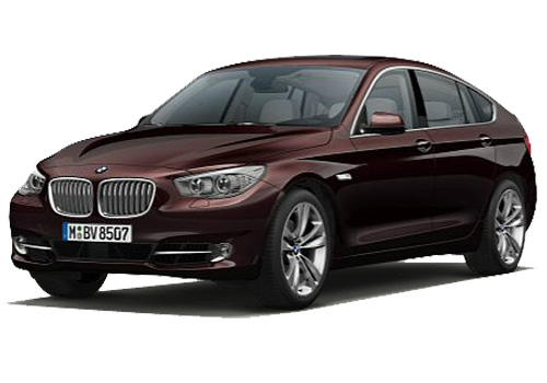 BMW Gran Turismo Front Angle View Exterior Picture