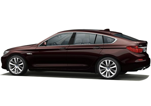 BMW Gran Turismo Cross Side View Exterior Picture