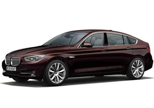 BMW Gran Turismo Front Side View Exterior Picture