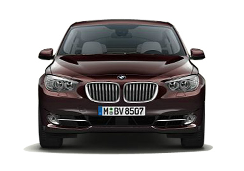 BMW Gran Turismo Front View Exterior Picture