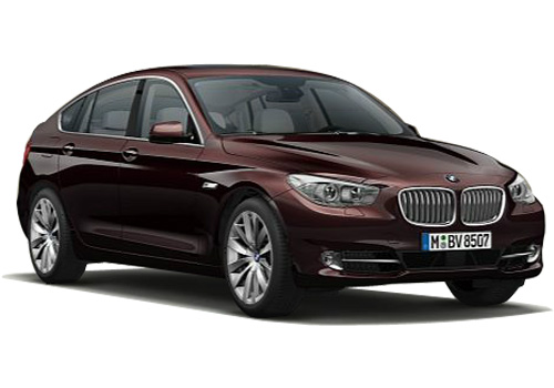 BMW Gran Turismo Front Low Angle View Exterior Picture