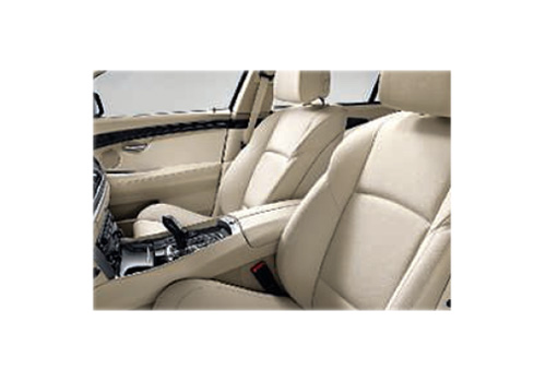 BMW Gran Turismo Front Seats Interior Picture