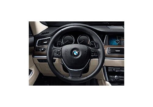 BMW Gran Turismo Steering Wheel Interior Picture
