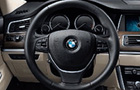 BMW Gran Turismo Steering Wheel Picture