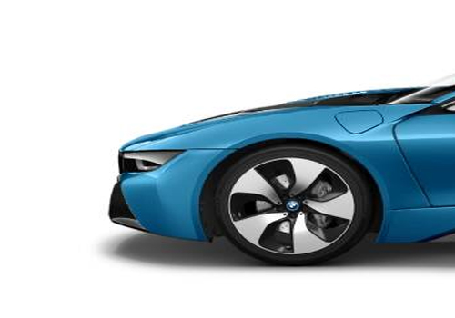 BMW i8 Wheel and Tyre Exterior Picture