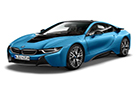 BMW i8 Front Angle View  Picture