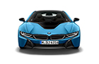 BMW i8 Top View Picture