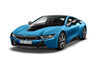 BMW i8 Front Medium View Picture