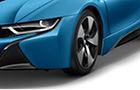 BMW i8 Headlight Picture