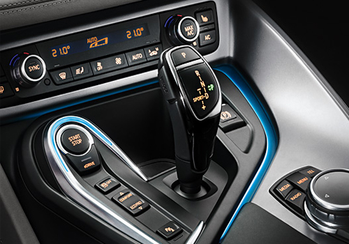 BMW i8 Gear Shift Knob Picture