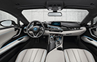 BMW i8 Fuel Lid Picture