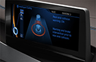 BMW i8  Driver Assistance systems. Picture